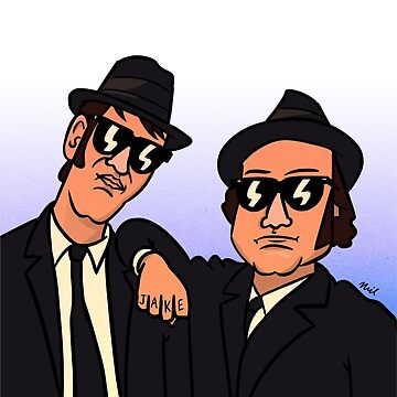 The Blues Brothers by NeilWolf