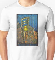 Vincent van Quack! Unisex T-Shirt