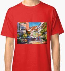 Sunny Germany - Leonid Afremov Classic T-Shirt