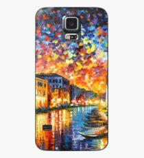 Funda/vinilo para Samsung Galaxy VENECIA - GRAN CANAL - Leonid Afremov CITYSCAPE
