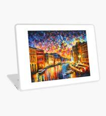 VENICE - GRAND CANAL - Leonid Afremov CITYSCAPE Laptop Skin