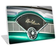 Old Chevy Dash Laptop Skin