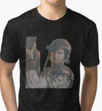Bill Paxton - Hudson - Aliens Tri-blend T-Shirt