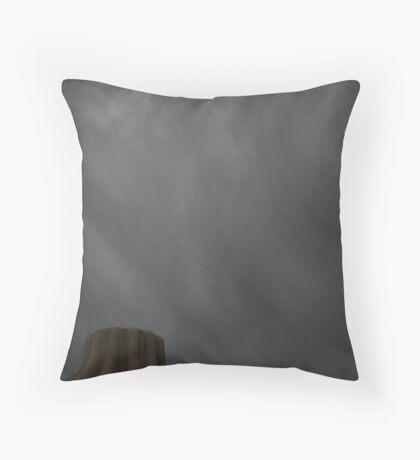 Post-war v.1 Throw Pillow