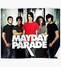 mayday parade dedeng6 Poster