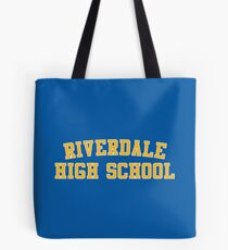 Riverdale High School (Archie) Tote Bag