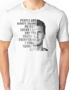Nathan Quote Unisex T-Shirt