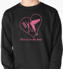 Love is in the hair VRS2 Pullover