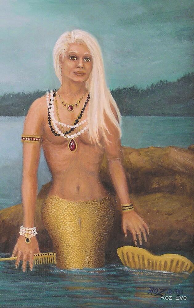 Mermaid by Roz  Eve