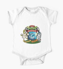 Coat of Arms for Science One Piece - Short Sleeve