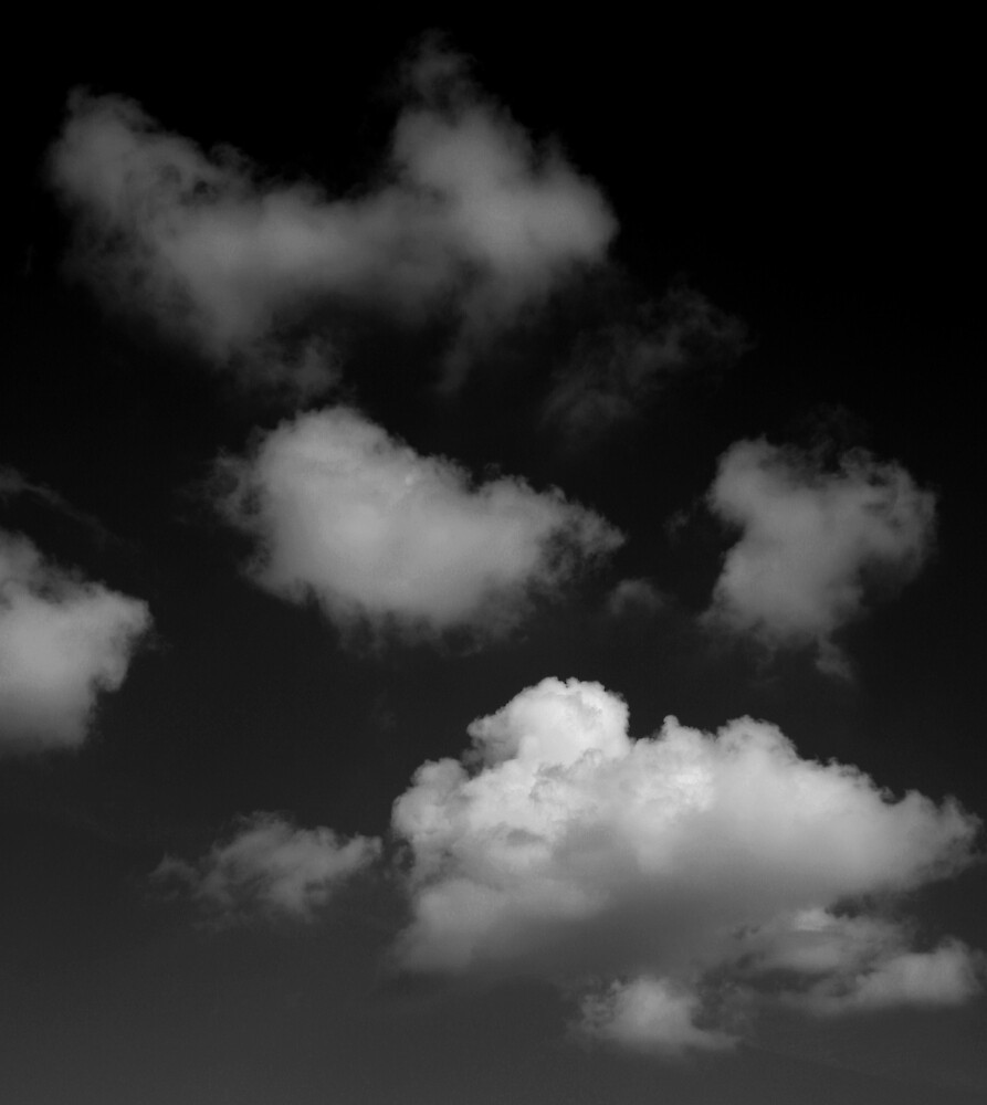 Little Fluffy Clouds by David Pearson