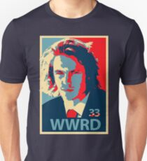 What would Riggins do? Unisex T-Shirt