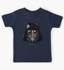 Gas Mask Japanese Shogun Style Kids Clothes