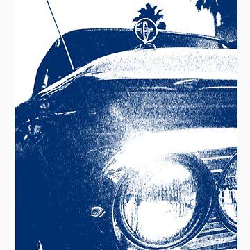 Edsel Sedan 1959 by leizure