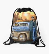 Cobra Drawstring Bag