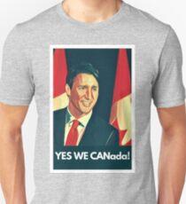 Yes We Canada!  Unisex T-Shirt