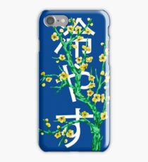 chill pond iPhone Case/Skin