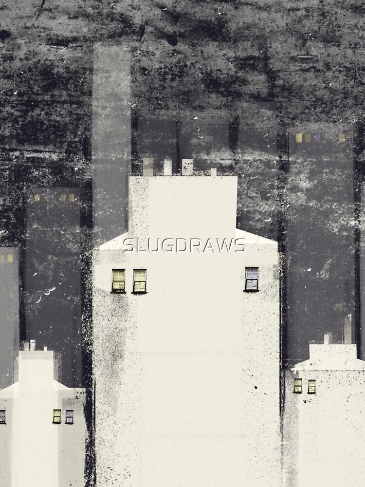 Glasgow by SLUGDRAWS
