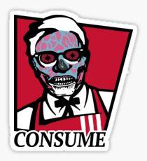 KFC They Live Sticker