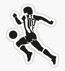 Maradona Sticker