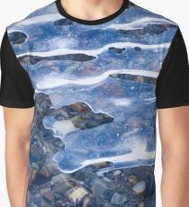 water & ice  Graphic T-Shirt