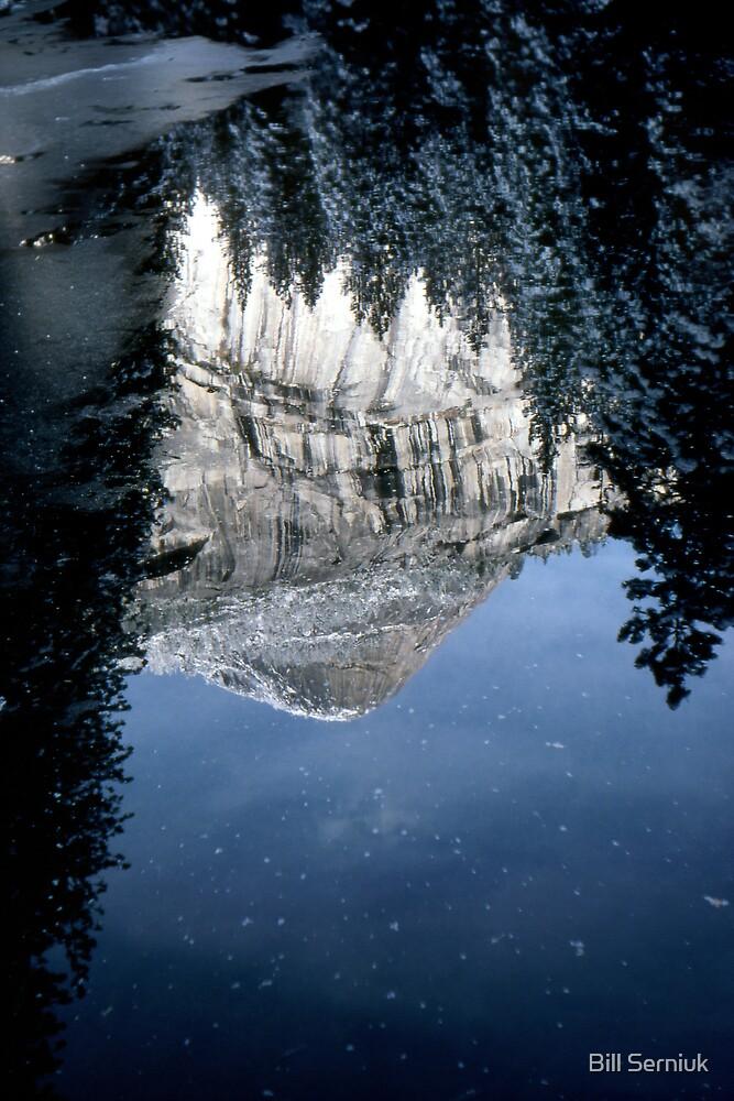 River Reflection by Bill Serniuk