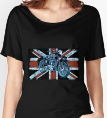 British Triumph Women's Relaxed Fit T-Shirt