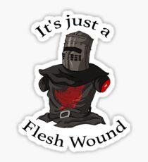 Monty Python | It's Just a Flesh Wound | Cult tv Sticker