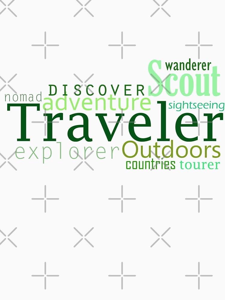 Traveler by SaTara