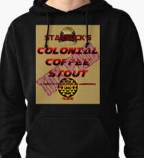 Starbuck's Colonial Coffee Stout Pullover Hoodie