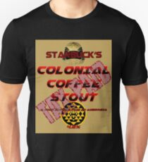 Starbuck's Colonial Coffee Stout Unisex T-Shirt