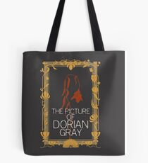 BOOKS COLLECTION: The Picture of Dorian Gray Tote Bag