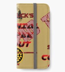 Starbuck's Colonial Coffee Stout iPhone Wallet/Case/Skin