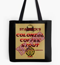 Starbuck's Colonial Coffee Stout Tote Bag