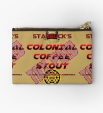 Starbuck's Colonial Coffee Stout Studio Pouch