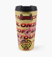 Starbuck's Colonial Coffee Stout Travel Mug
