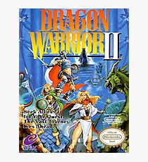 Dragon Warrior 2 Photographic Print
