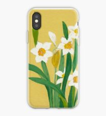 Daffodils from Amphai iPhone Case