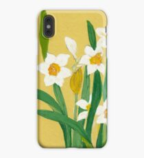 Daffodils from Amphai iPhone XS Max Case