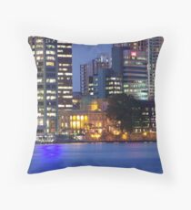 Customs House. Throw Pillow