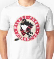 wilkes barre scranton penguins jersey Unisex T-Shirt