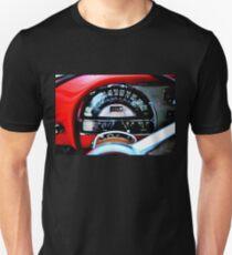 Pontiac 1954 Dash Unisex T-Shirt