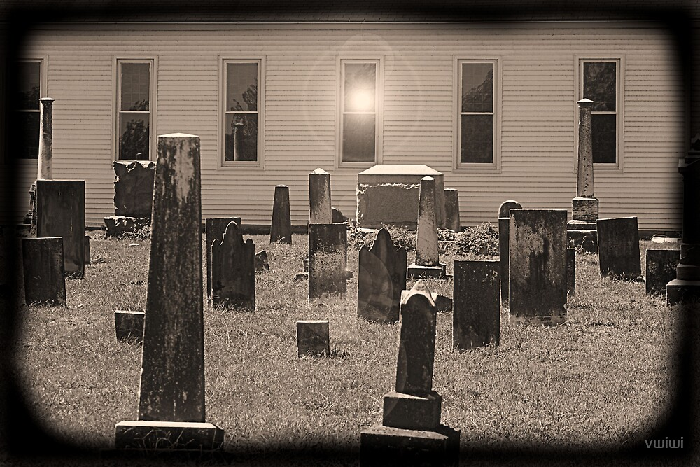 Old Cemetery by vwiwi