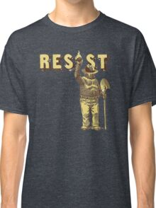 Smokey Says Resistance Classic T-Shirt