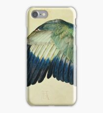 Albrecht Durer - Wing Of A Blue Roller iPhone Case/Skin