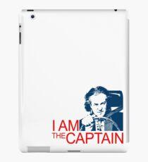 I Am the Captain iPad Case/Skin