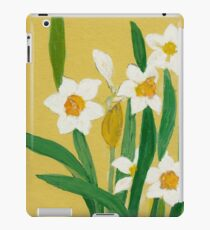 Daffodils from Amphai iPad Case/Skin