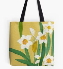 Daffodils from Amphai Tote Bag