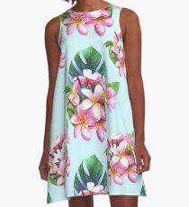 tropical life A-Line Dress