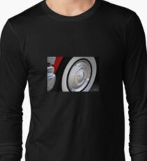 Pontiac 1954 Wheel Long Sleeve T-Shirt